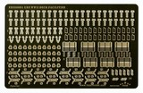 FS350091 1/350 WWII USN Deck Facilities
