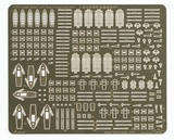 FS710099 1/700 WWII IJN Boat Upgrade set I (For Tamiya,Hasegawa,Aoshima common parts)