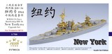 FS700126 1/700 WWII USS New York BB-34 1944 Battleship Upgrade Set for Trumpeter 06711